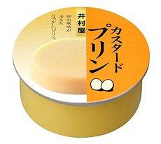 日本代购 日本 井村屋 牛奶鸡蛋布丁