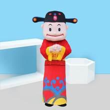 卡通的1b服节目表演ss行走服装衣服可爱网红熊演出活动年会