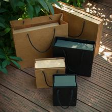 礼品盒1n装生日复古2w子服装纸盒礼物盒包装情的节庆天地盖