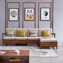 北欧实1o沙发组合日o9布艺沙发(小)户型客厅冬夏两用储物沙发