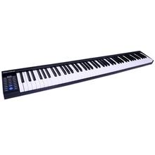 便携式238键智能电kk钢琴专业MIDI键盘初学者幼师成的