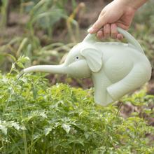 创意长2l塑料洒水壶lk家用绿植盆栽壶浇花壶喷壶园艺水壶