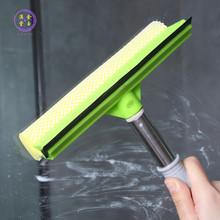 浴室刮5b器双面海绵it器拼接杆可加长墙面清洁刮