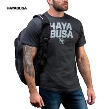 HAYABUSA隼T恤运动T恤衫UFC5b16式半袖it恤衫短袖休闲运动T