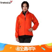 特瑞达TrekSta正品韩国户外防5z14防风透z4TX面料冲锋衣套装