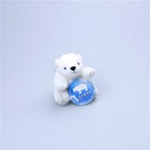 玩具(小)熊熊挂件 玩具 北689熊玩具挂cp扣(小)公仔