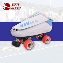 HSH69旭日双排轮am阻拦鞋 刷街鞋 双排旱冰鞋 四轮溜冰鞋