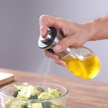 雾化喷6d04不锈钢ds密封喷油壶烧烤橄榄油控油健身喷
