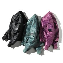 秋冬装6g装棒球服女g7厚棉衣外套潮流男女情侣宽松飞行员夹克