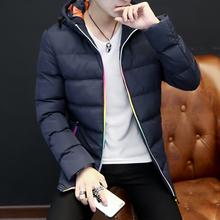 恩施耐克冬季男士外套加厚棉衣7f11装棉袄fb子男款棉服