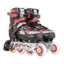ACTION/动感溜冰鞋7z9童成年直z2滑男女可调滑冰旱冰鞋正品