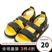 gxg kids中大童童鞋子童装商场同8216专柜男yx150121C