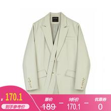 【9折88VEGA zyNG(小)西装韩款(小)众设计女士(小)西服西装外套女春装