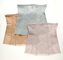 日本进aa超薄产后束on瘦身收腹带顺产四季通用束腹带塑身腰封