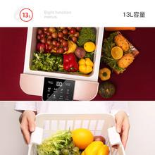 果蔬清ac机超声波全di毒机洗水果机大容量