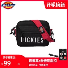 Dickies帝客ac6021新is牌ins百搭男女士休闲单肩斜挎包(小)方包