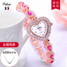 202ah年新式手表al气质轻奢时尚女士手表女ins风女表名牌正品