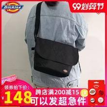 dicaiies邮差ou(小)包男女出游(小)单肩包书包帆布背包C021