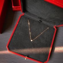 [ajcove]原创简约大气仿真纤细钻石