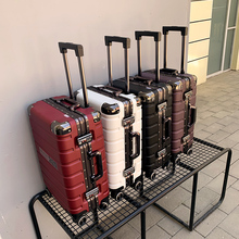 [amani]CK行李箱小型20寸皮箱