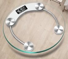 体重秤am减肥标准精in明美容院仪脂肪充电测称重迷你数字电子