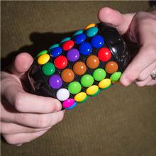 巴比伦am魔方圆柱魔ri创意智力减压玩具朋友圣诞宝宝节礼物
