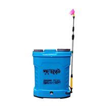 电动喷an器农用喷药re农药喷雾机大电瓶高压背负式充电打药机