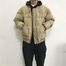 [andycolvin]原创冬装新款百搭男外套潮