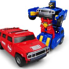 抖音同ap电动万向变rt模型特技旋转警车灯光音乐投影男孩玩具
