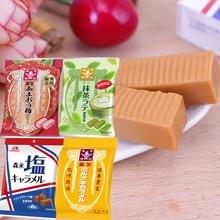 日本进口Morinaga森永ap11糖 法an焦糖草莓味太妃牛奶糖92g