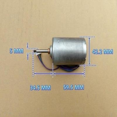 家用(小)ap风力水力发ef刷转子节能灯直流电器改装马达转速220v