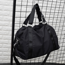 简约旅aq包手提旅行po量防水可折叠行李包男旅行袋休闲健身包