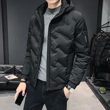 官网轩尧耐克泰冬季羽绒服男士短式aq13流帅气an0年新式男式冬
