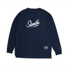 SLAarBLE纯色ld袖T恤排汗训练热身投篮服出场服