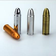 金属不锈钢子弹头u盘 创意ar10性仿真rs钥匙扣可定制优盘