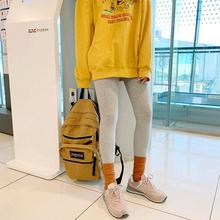 一一的天空家韩国官网正品代购ar11冬女装ly纯色弹力打底裤