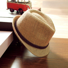 度假帽as女防晒夏天uk舌草帽英伦爵士礼帽海边沙滩男士韩款潮