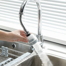 日本水as头防溅头加an器厨房家用自来水花洒通用万能过滤头嘴
