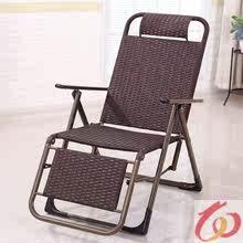 折叠躺椅单人椅子休息靠背