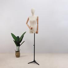 身高全au女装展示胸ce道具衣架半身特显瘦高端模特女架韩国