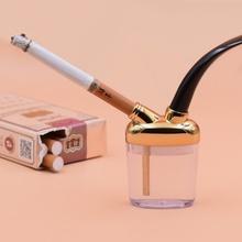 迷你水ax斗循环过滤lc烟嘴香烟过滤嘴可清洗烟筒男士