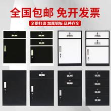 办公室ax案文件柜矮lc铁皮储物柜带锁不锈钢床头柜活动(小)柜子