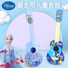 迪士尼ay克里里(小)吉66男孩女孩乐器玩具可弹奏初学者音乐玩具