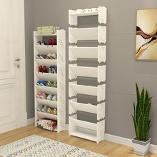 三角形ba架墙角 多a5 家用 家用迷你欧式多层简易鞋架经济型