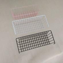 铁艺网ba置物架挂篮kl片墙壁个性装饰