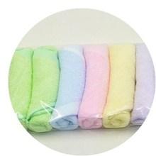 竹炭纤ba洗碗巾方巾if抹布油立除净(小)毛巾吸水包。