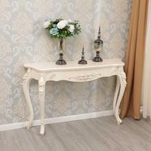 走廊走ba玄关欧式台un走廊沙发走廊半圆玄关桌装饰柜欧式台
