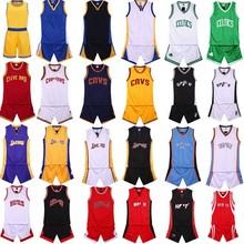夏季中学生篮球服速干中大