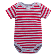 特价卡ba短袖包屁衣il棉婴儿连体衣爬服三角连身衣婴宝宝装