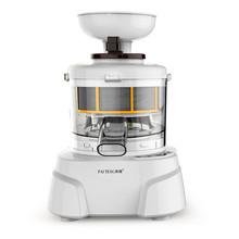 生磨米ba机家用(小)型ge豆浆机辣椒酱磨泥机电动做豆腐磨子石磨